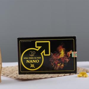 Viên uống sinh lý Đông trùng hạ thảo Nano X